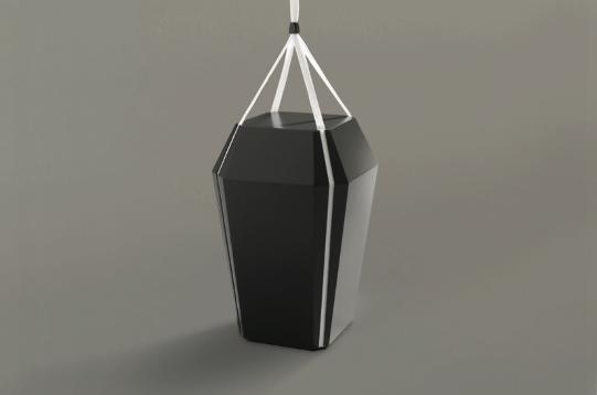 sortdiamant